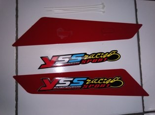 Wiper Mate Truk - YSS Racing