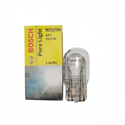 W21/5W Lampu (Parkir, Bagasi, Stop) Belakang Mobil Auxiliary 12V 21W/5W W3x16q Bosch