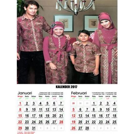 kalender busana muslim
