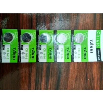 Baterai Tanni 3V CR1616 Lithium Cell