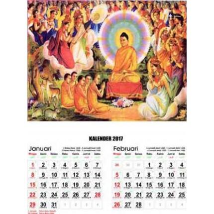 Kalender Buddha