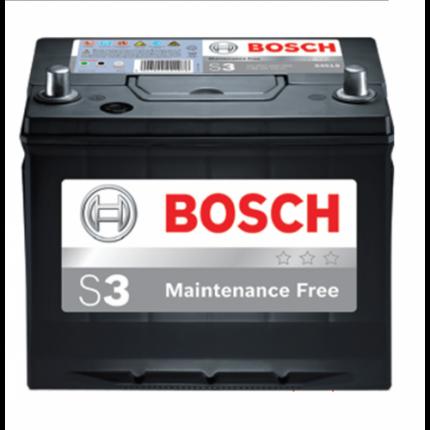 NS60S Aki Mobil Bosch-AKI untuk Toyota, Honda, Mitsubishi, Chery, Timor