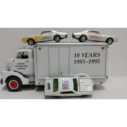 Jasa Sablon Plastik Aneka Mobil Mainan