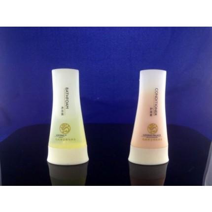 Jasa Sablon Plastik Aneka Shampoo Hotel