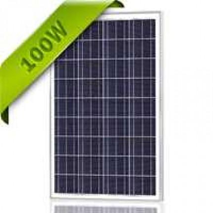 Solar Panel 100 Watt 12V Polycrystalline