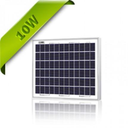 Solar Panel 10 Watt 12V Polycrystalline