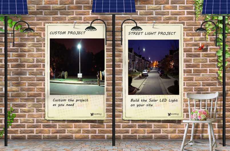 lampu jalan tenaga surya atau pju tenaga surya